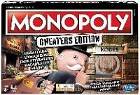 Монополия - Большая афёра, Hasbro Monopoly E1871 - Minsktoys.by