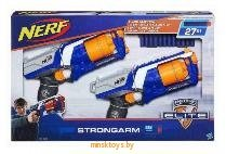 Бластеры Nerf 'Стронгарм X2' Hasbro A5775 icon | minsktoys.by