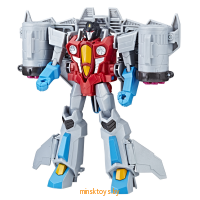 Трансформер 'Старскрим' Кибервселенная Hasbro Transformers E1906/E1886 icon | minsktoys.by