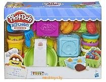 Игровой набор Play-Doh – Готовим обед, Hasbro, E1936 - Minsktoys.by