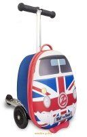 "Самокат-чемодан Union Jack Journeys 15"" ZINC ZC04099 icon 